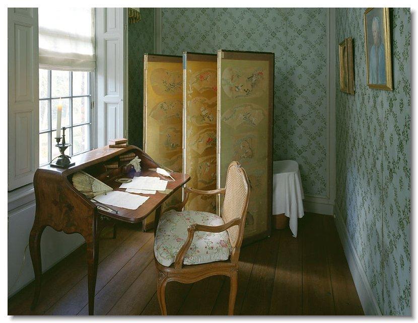 interieur slot zuylen