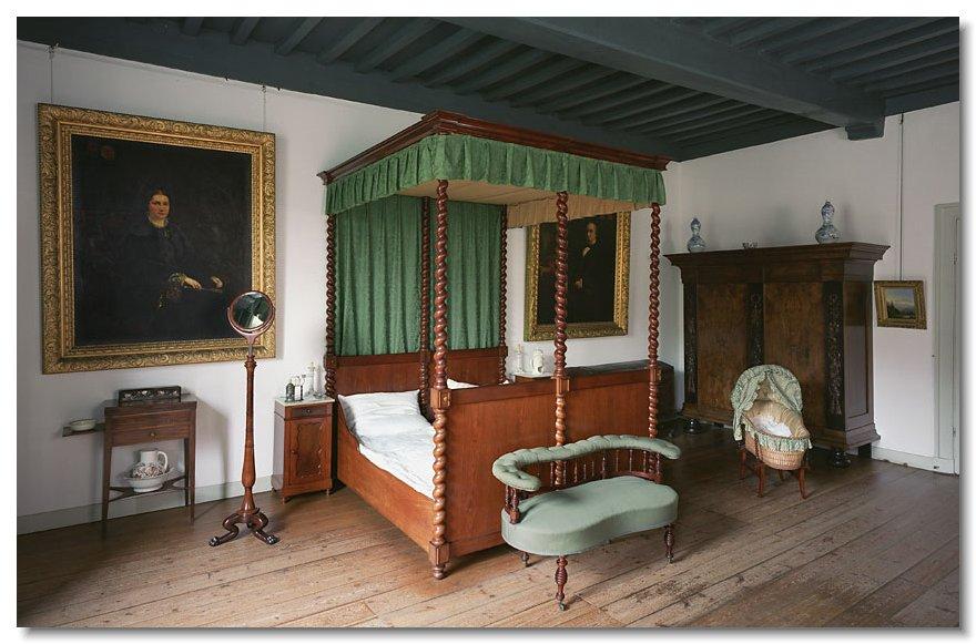 Interieur slot zuylen for Interieur 19e eeuw